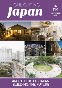 architects of japan building the future november 2017