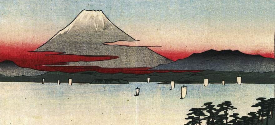 Mount Fuji in art and culture | September 2013