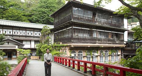 Spirited Away At Sekizenkan June 2016 Highlighting Japan