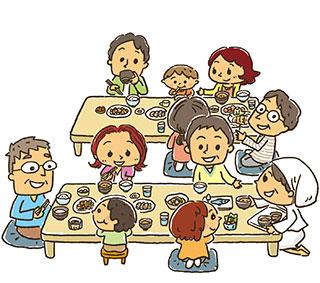 食べる力」=「生きる力」を育む 食育 実践の環(わ)を広げよう ...