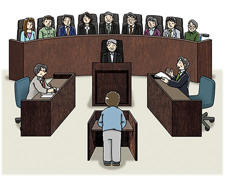 日 裁判 当 員 裁判